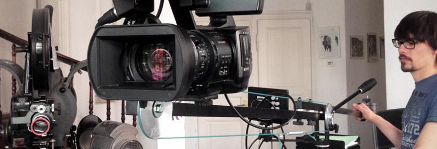 matériel vidéo professionnel